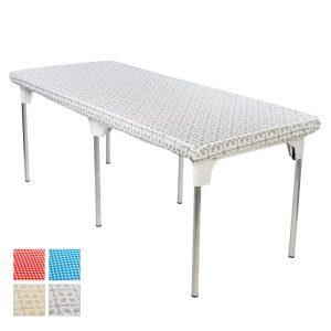 שולחן פלסטיק מתקפל