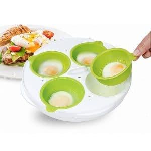 ביצה עלומה במיקרוגל - חביתה במיקרוגל