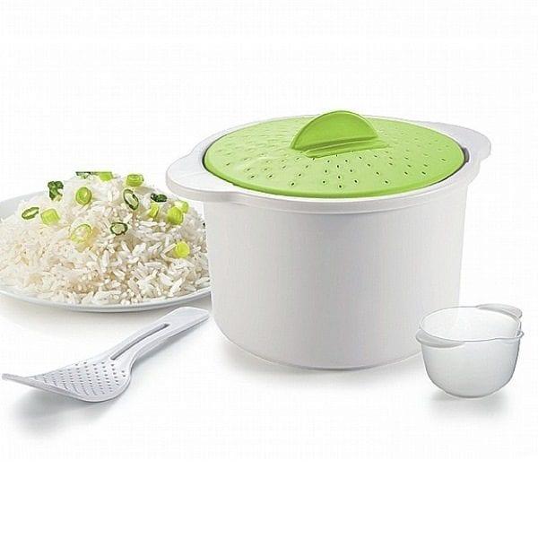 איך מכינים אורז במיקרוגל