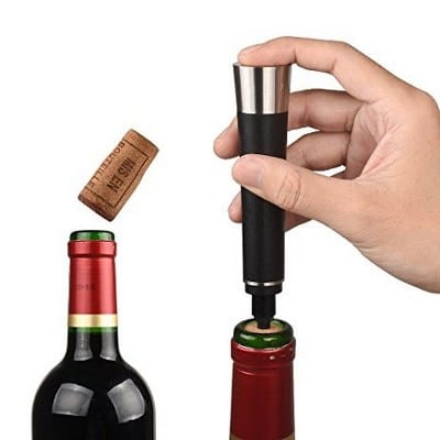 פותחן יין פנאומטי
